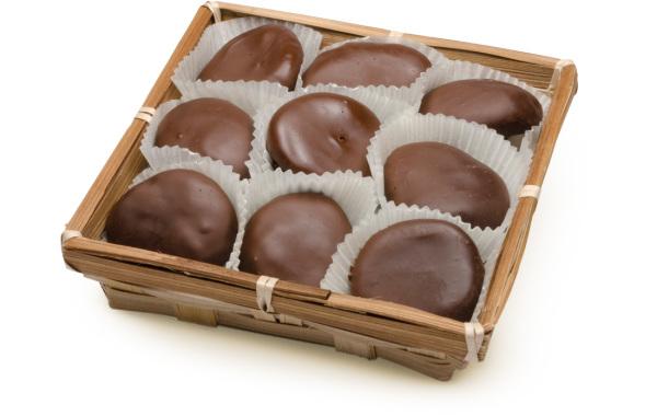 Fichi ricoperti al cioccolato gr.250