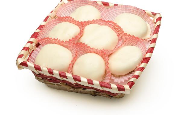 Fichi ricoperti al cioccolato bianco gr.200
