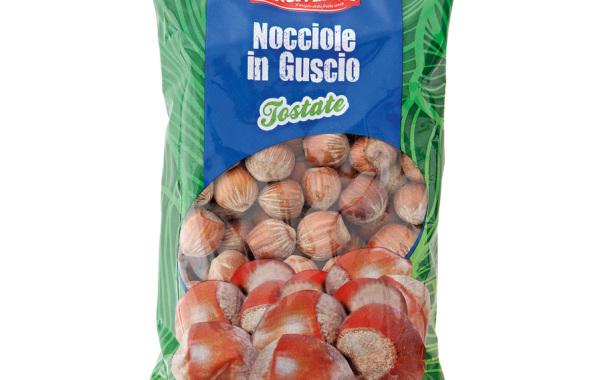 Nocciole in guscio tostate (conf. 15 pezzi)