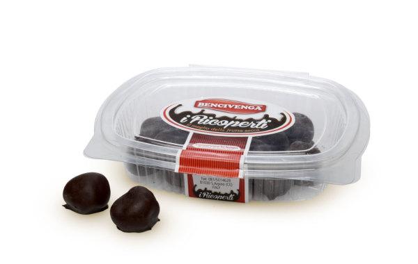 Amarene ricoperte di cioccolato