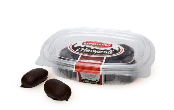 Datteri ricoperti di cioccolato
